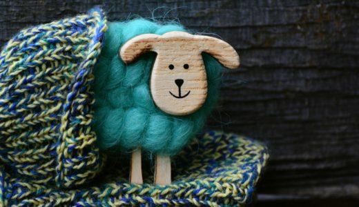 マフラーも帽子もok!編み物初心者向けで編みやすい「毛糸の種類」