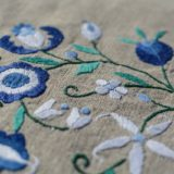 刺繍で広い範囲・面を埋めるロングアンドショートステッチのコツは?