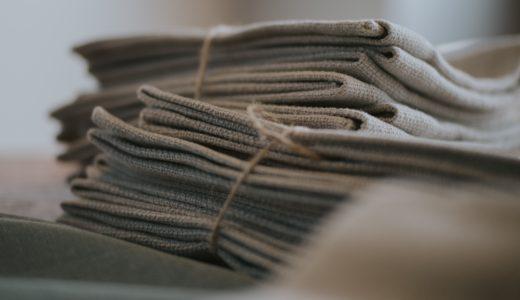 デコパージュした布は洗濯できる?洗い方と注意点【手洗いが基本】